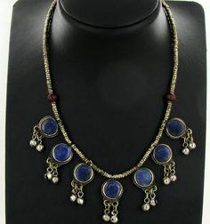 gorgeous lapis necklace