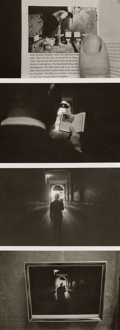 Things are Queer. Duane Michals. 2/2