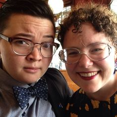 """profpitts: """"Dressed up for breakfast before the @aushumanrights awards #queer #sohomo"""""""
