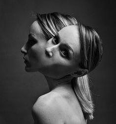 Siamese Body Art Photography by Flora Borsi – Fubiz Media Body Art Photography, Conceptual Photography, Photography Projects, Creative Photography, Amazing Photography, Portrait Photography, Abstract Portrait, Portrait Art, Photomontage
