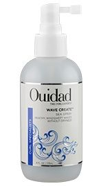 Ideal for straight hair that has slight texture, as well as curly hair  An exclusive wave-making complex of natural seawater and mineral-rich sea salt crystals creates a tousled texture  Transforms hair into windswept waves  Free of parabens, sulfates, silicones, synthetic dyes