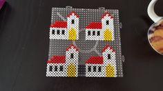 Perler Bead Disney, Plastic Canvas Tissue Boxes, Perler Beads, Diy And Crafts, Crafting