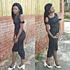 My interpretation of the 'little black dress' 2018 loading... #Maguedesigns #UniquelyYours http://ift.tt/2tW2esq