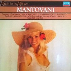 Mantovani from Music For The Millions/Decca (6495 110)