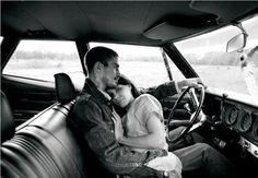 Car, engagement