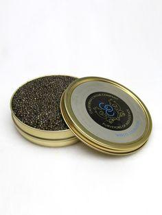 California Caviar Company - California White Sturgeon