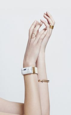 Introducing chic, wearable jewellery. Delicate pieces mix with bold designs to deliver a modern outlook that is striking yet understated.