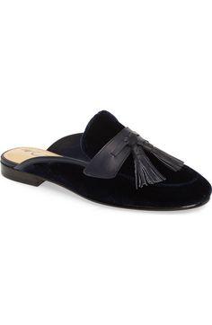 90961f797d36 Main Image - Sam Edelman Paris Backless Tassel Loafer (Women) Backless  Loafers