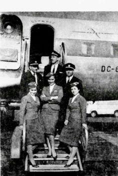 1959-60 αρχείο Παπαδημητρόπουλου Ολυμπιακη Αεροπορια