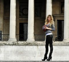 b663568f If you've been reading Blitz And Glam from the beginning, you might  remember last year that I did a post on supermodel Marisa Miller being  named the NFL ...