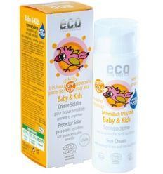 Eco Cosmetics - Crème solaire bio | PURNATURAL | Basé en Allemagne, Eco Cosmetics a créé une gamme de soins natruels et solaires qui protègent votre peau du soleil à l'aide de filtres solaires minéraux et végétaux.