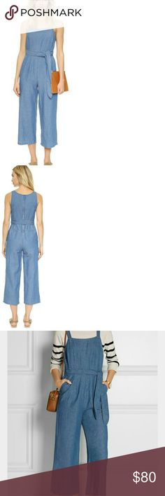 Madewell muralist jumpsuit NWT Madewell muralist jumpsuit SOLD OUT romper playsuit  perfect for easter  weekend or a perfect wardrobe staple for spring easy wearable very versatile and lightweight Madewell Pants Jumpsuits & Rompers
