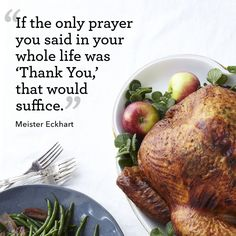 35 Thanksgiving Quotes That Capture the True Meaning of the Day