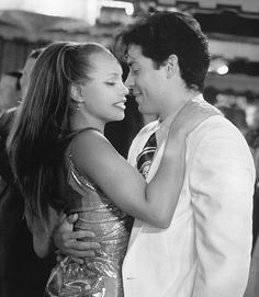 Vanessa Williams and Chayanne in Dance with Me  (he's eye candy) ;-)