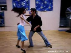 Best Argentine Tango Ever    Ross Todorovic and Camille Yanantono showing off.