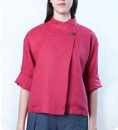 chaqueta-de-lino.jpg (496×550)