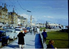 Morcambe 1960s Morecambe, Holiday Places, Lancaster, Yorkshire, Dolores Park, Street View, Memories, 1960s, Travel