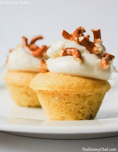 Maple Bacon Cupcakes - love that you use bacon fat inside of the cupcakes!