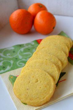 Ninas kleiner Food-Blog: Mandarinchen-Kekse