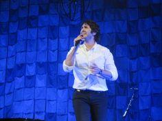 Josh Groban live in Stockholm, 2013