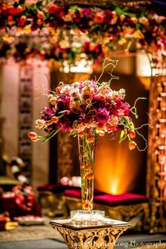 would look great with coral and ivory flowers. wedding decor ideas.