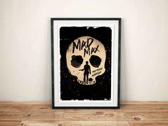 Alternative Mad Max the road warrior poster movie giclee print pelicula retro…