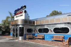 Studio Diner- Saw this on Diner's drive-ins and Dives gonna check it out next time I go  to San Diego