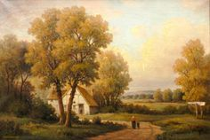 Howard Atkinson (XX Century) ~ Returning Home
