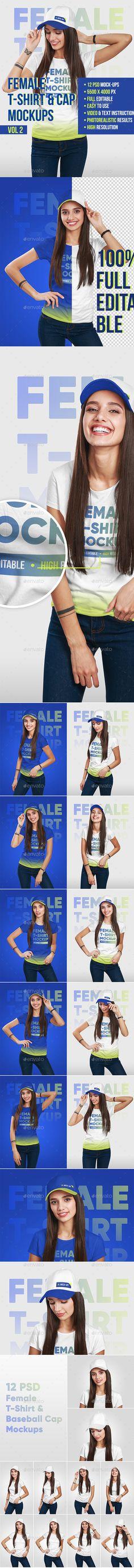 Female T-Shirt and B