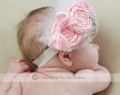 These baby head bands are too cute!