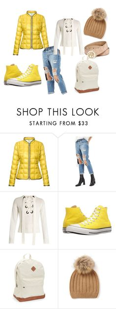 """"""":)"""" by rabija-salkic-imamovic ❤ liked on Polyvore featuring FAY, Topshop, Joseph, Converse, Aéropostale and GUESS"""
