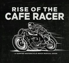 cafe racer graphic design - Google Search