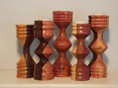 wood turning candle holders 23 Best Wood Candle Holders Images Wood Candle Holders