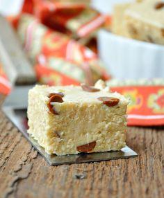 Pumpkin Spice Fudge with Cinnamon Chips - The Seasoned Mom