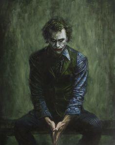 The Joker by vee209.deviantart.com on @deviantART