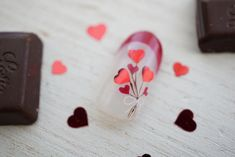 Valentines Day, Nail Designs, Nail Art, Nails, Instagram, Valentine's Day Diy, Finger Nails, Ongles, Nail Desings