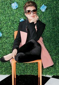 Costanza Pascolato: linda na foto para a Revista Estilo deste mês ...