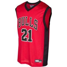 nba chicago bulls mens butler team replica jersey size xl red