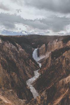 Yellowstone National Park   Photo by Luke Gram