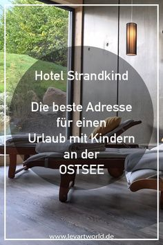 Sustainable travel - Hotel recommendation Baltic Sea with child- Nachhaltig reisen – Hotelempfehlung Ostsee mit Kind Hotel Strandkind in Pelzerhaken – The top address for a sustainable family holiday in the Bay of Lübeck - Camping Ideas, Camping With Kids, Family Camping, Travel With Kids, Family Travel, Holiday Destinations, Travel Destinations, Familienfreundliche Hotels, Hotel Familiar