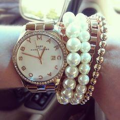 Marc Jacob wrist accessories