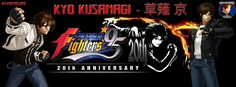 Foto de Capa Comemorativa do KOF'95 - 20 anos by OfficialKyoKusanagi on DeviantArt