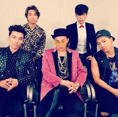 k-pop kıngs BIGBANG