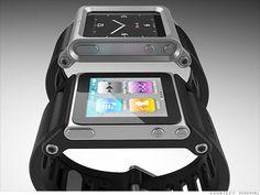 Smart watch 2013 - Intel and Apple