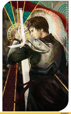 фэндомы,Dragon Age,DA персонажи,Dragon Age Inquisition,Инквизитор (DA),DA таро