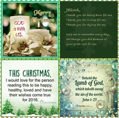 Christmas Prayer, Christmas Collage, Christmas Thank You, Christmas Jesus, Christian Christmas, Merry Christmas And Happy New Year, Christmas Quotes, Scripture Study, Silent Night