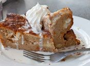Maple Bread Pudding | Recipes worth sharing | Pinterest | Boston Cream ...