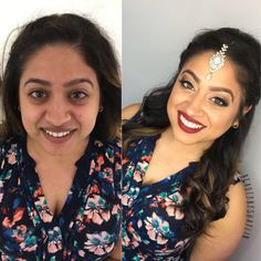 Can we all just take a moment and look at how breathtaking my client is?!�� she is truly the sweetest and had so much fun getting her all dolled up for this Bollywood theme��  http://butimag.com/ipost/1554795659345241184/?code=BWTvmodl6Rg
