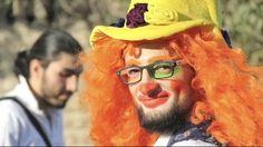 Anas el Basha, le clown d'Alep est mort le 29 novembre.