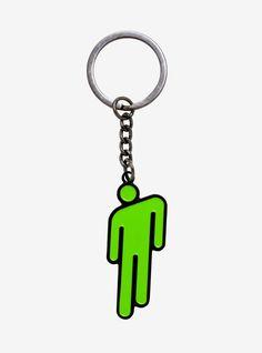True Billie Eilish stans rock their fandom from head to toe to key chain. Add a bit of Billie to your keys with this neon green Blohsh key chain. Keep Jewelry, Cute Jewelry, Billie Eilish Birthday, Mochila Jansport, Billie Eilish Merch, Cowgirl Style Outfits, Emo Fashion, Latex Fashion, Gothic Fashion
